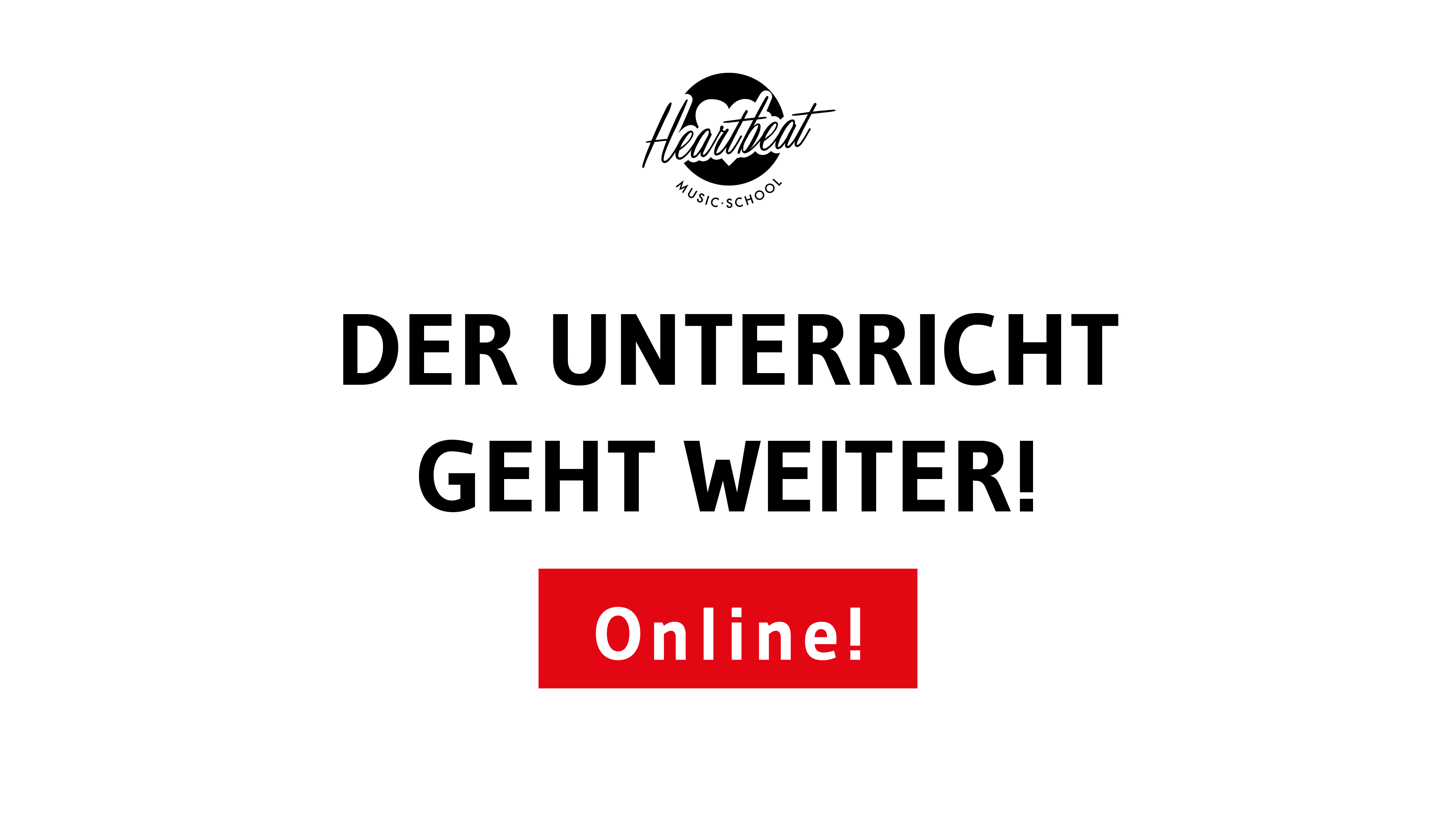 Musikschule Online-Unterricht